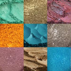 metallic powders for countertop