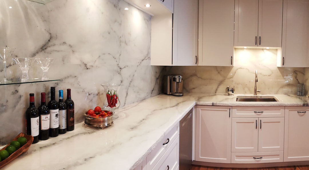 New Countertop Epoxy Kits and How to Accent a Kitchen Using